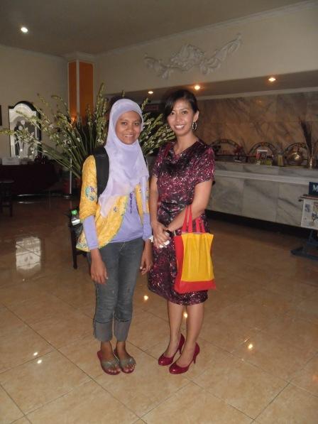 Dewi Tanjung. PWA Ngalam 2013